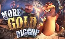 More Gold Diggin 3d slot