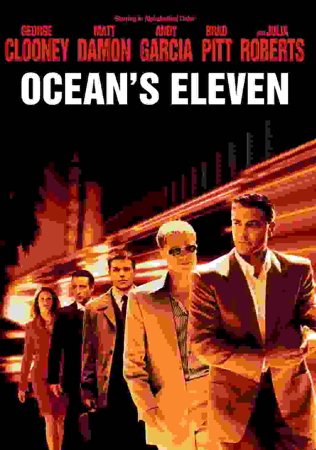 ocean eleven, twelve & thirteen