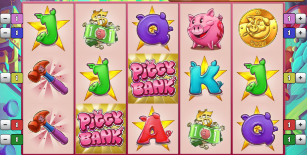 Piggy Bank jackpt slot