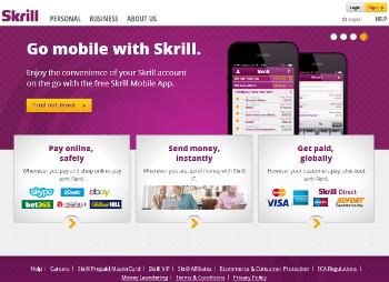 online casino that uses skrill