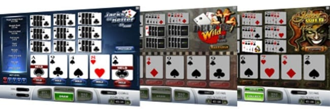 videopoker automater