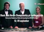 LeoVegas presenterar Nordiska mästerskapet i BlackJack 2014