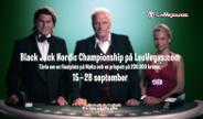 nordiska blackjack mästerskapet