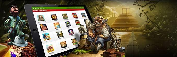 Unibets nya casino app