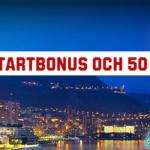 Unibet och SverigeAutomaten uppdaterar välkomsterbjudanden