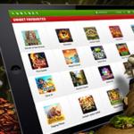 Första casino appen där flash spel kan spelas i iPaden