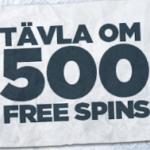 Casinopro delar ut VIP freespins till dom bästa rimmarna