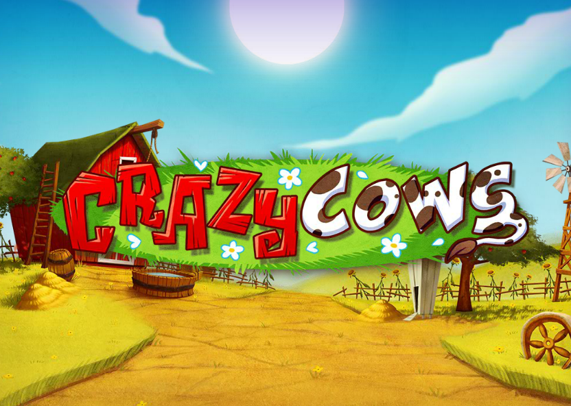Crazy cows spleautomaten
