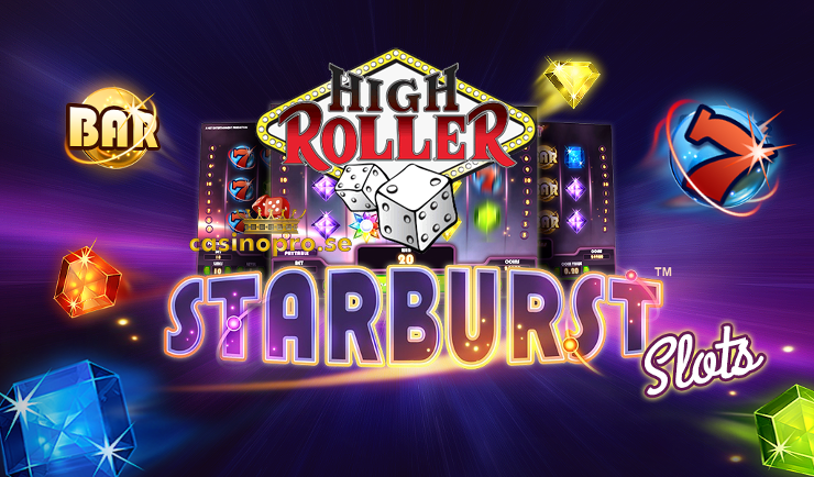highroller weeken i vinnarums casino