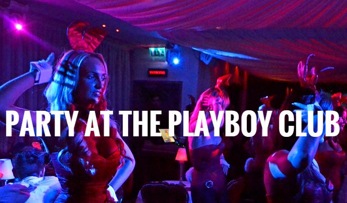 playboy klubben i london