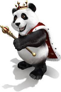 kungliga pandan