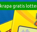 Svenskalotter bjuder på 3 wow lotter gratis & 20 freespins på Mega Fortune Dreams