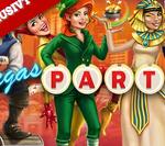 Världspremiär firas med freespins på den exklusiva NetEnt slotten Vegas Party