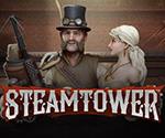 NetEnt lanserar nya slotten Steam Tower vars saga du säkert känner igen!
