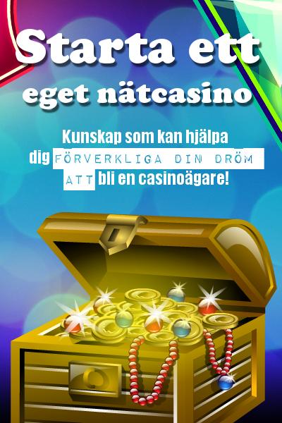 starta eget casino online