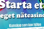 Så startar du ett eget nätcasino i Sverige – En ebok av casinopro