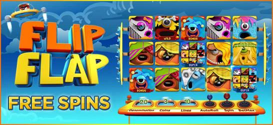 flipflap casino bonus