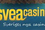 Idag lanserades det nya Svenska casinot SveaCasino med 2 kanon erbjudanden
