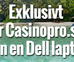 Casinopro & Casinocruise lottar ut en Dell Inspiron 15.6-Inch Laptop!