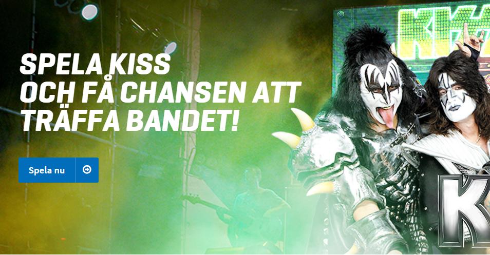 rockbandet kiss