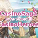 CasinoSaga tvingas byta namn till CasinoHeroes av CandyCrushSaga