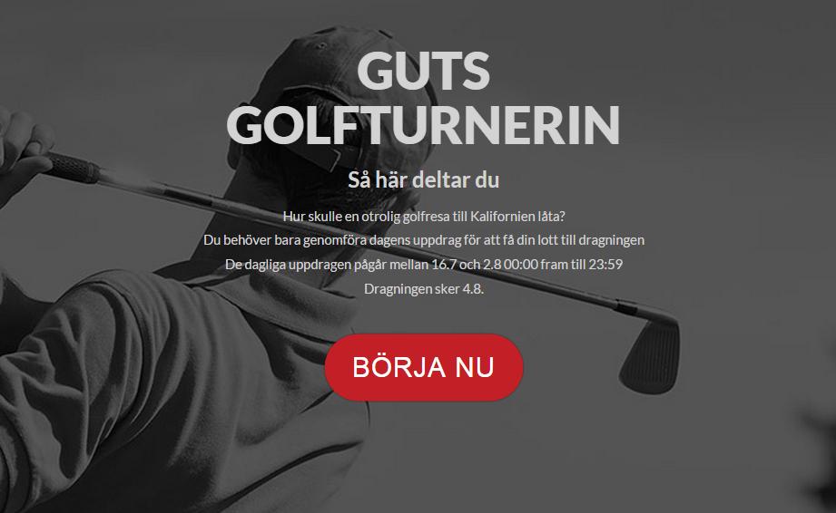 guts golfresa