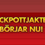 Happy hour hela helgen i Bertils online casino med fokus på jackpottar!