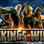 YggDrasil lanserar nya slotten Vikings go Wild med sticky wilds & freespins!