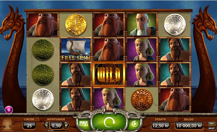 Spela Joker Pro spelautomat på nätet på Casino.com Sverige