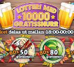 Den bästa casino fredagen någonsin utspelar sig i MamaMias casino!