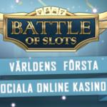 Videoslots lanserar en revolutionerande produkt kallad för Battle of Slots!