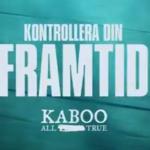 Nya casinot Kaboo snart i Svensk Tv för första gången, se alla reklamvideos här!