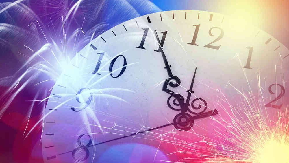 Nyår-cosmopol