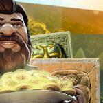 Gonzos Gold med 50% upp till 2.000kr i casino bonus endast på måndagar!
