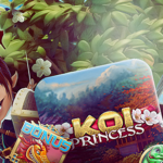 Efterlängtade NetEnt slotten Koi Princess släpps äntligen i våra Svenska casinon idag!