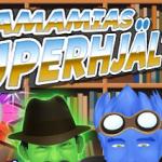 En superhjälte helg i MamaMias online casino firas med freespins!