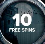 Kaboo casino bjuder nya medlemmar på 10 freespins utan krav!