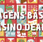 Casinopro`s julkalender innehåller dom bästa december kampanjerna!