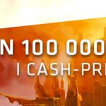 100.000kr i cash priser till Nirvana spelare i Expekt casino
