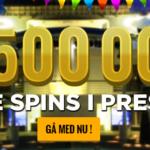 CasinoCruise börjar det nya året genom att dela ut 2,5 miljoner freespins