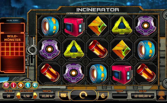 inciniator-slot