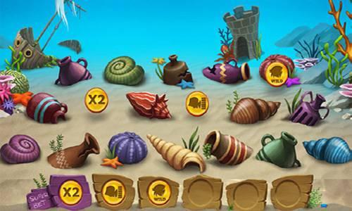 Golden Fish Tank - Rizk Casino