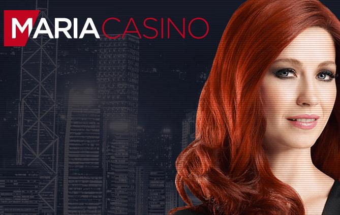 Maria gambling