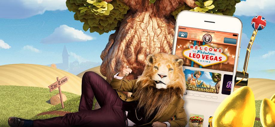 leovegas casino bonus omsättning