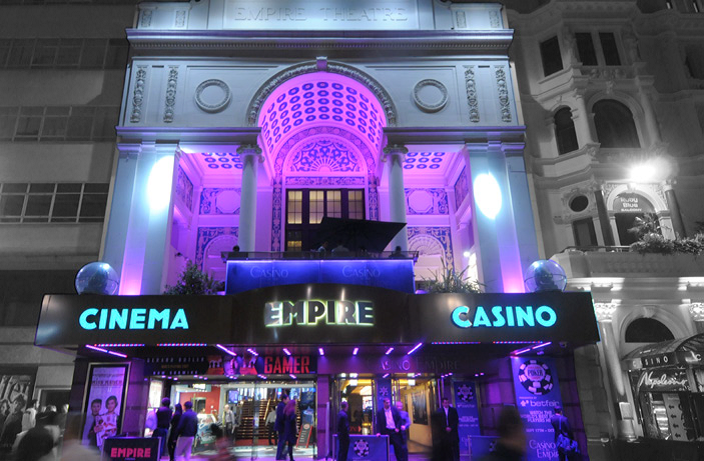 Casino at the Empire i England