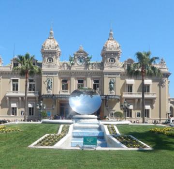 Monte Carlo Casino i Monaco