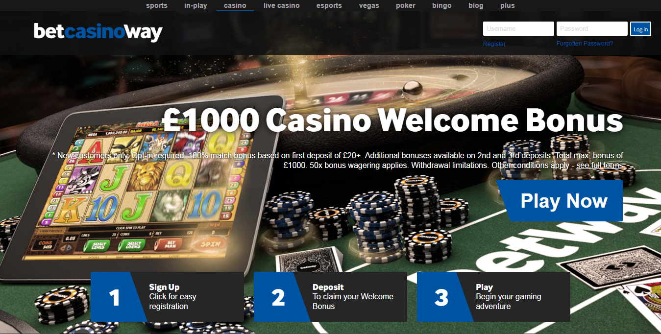 betway svenska casinon