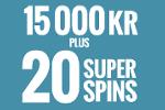 Thrills fräschar upp & uppgraderar med äkta Super Spins samt highroller bonus