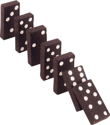 domino brickor