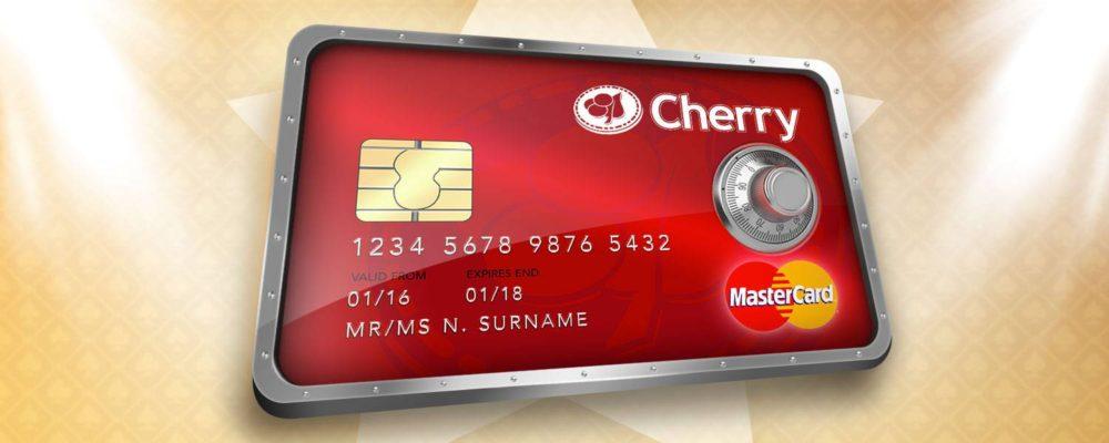 kreditkort cherry